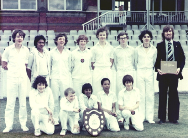 The Oval 1977
